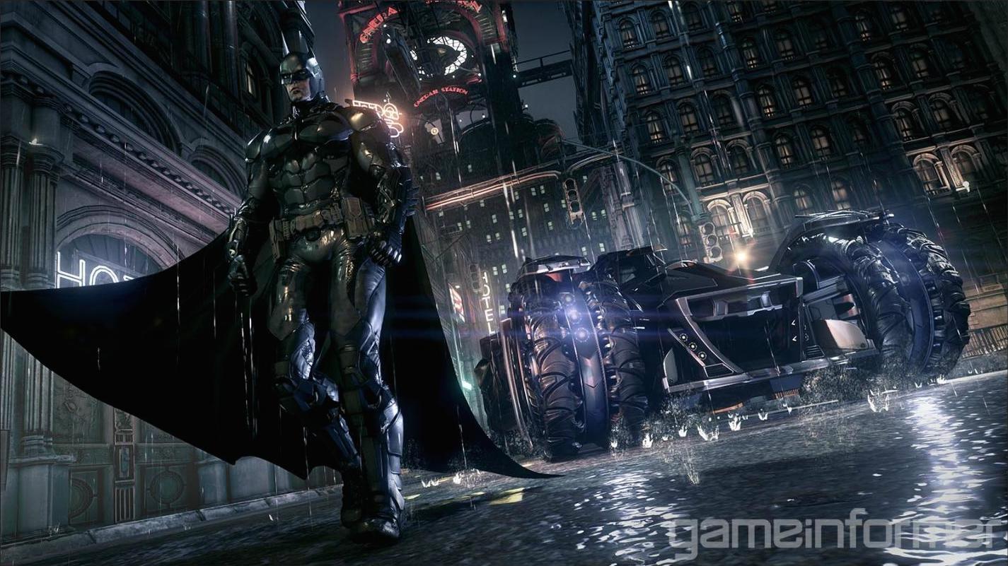 Rocksteady's Batman Arkham Knight - New Gameplay Details ...