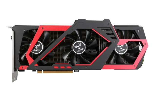 Colorful iGame GeForce GTX 980 Kudan
