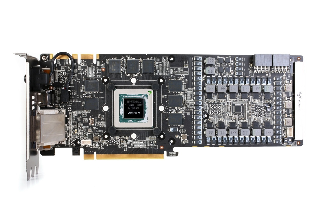 Colorful Unveils Triple Slot iGame GeForce GTX 980 KUDAN