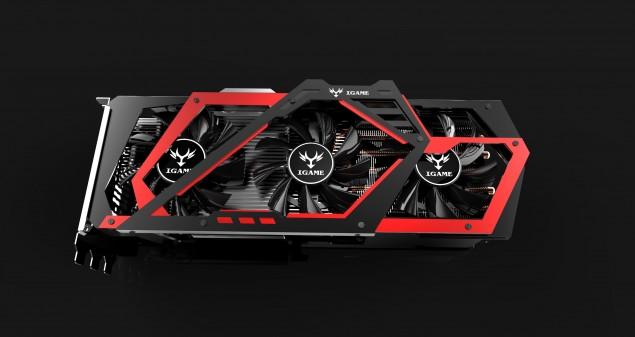 Colorful iGame GeForce GTX 980 Kudan_TOP