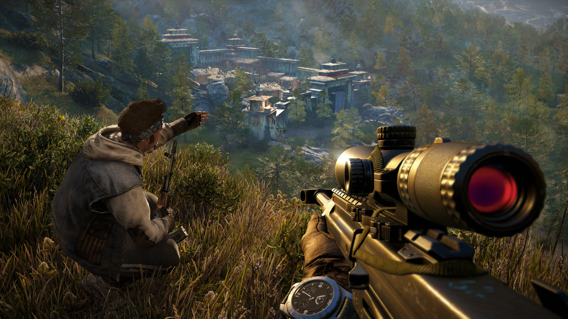 Leaked Image Reveals Far Cry 4's Map And Details Including