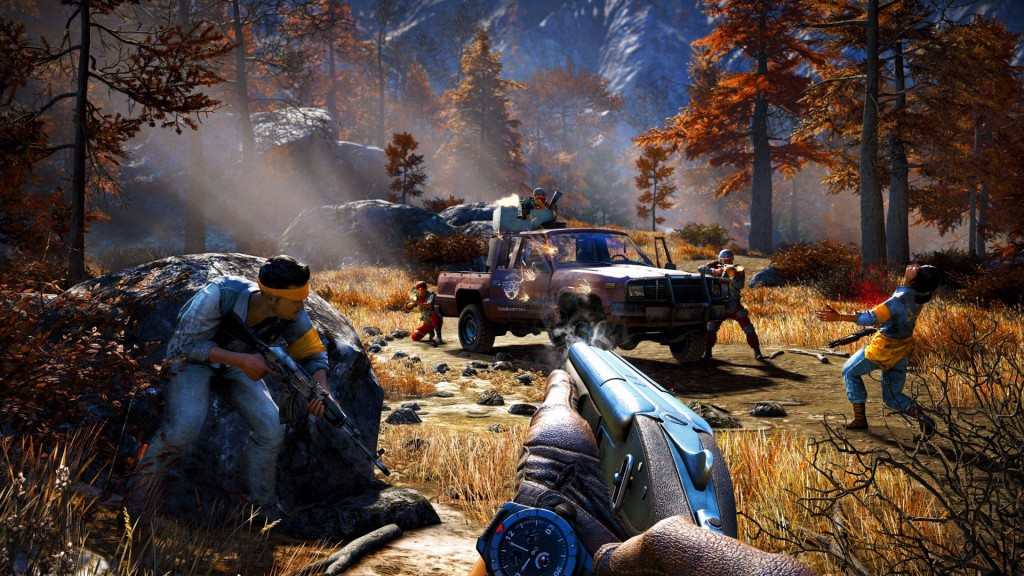 Early Reports Suggest Far Cry 4 Is Well Optimized On Pc Runs