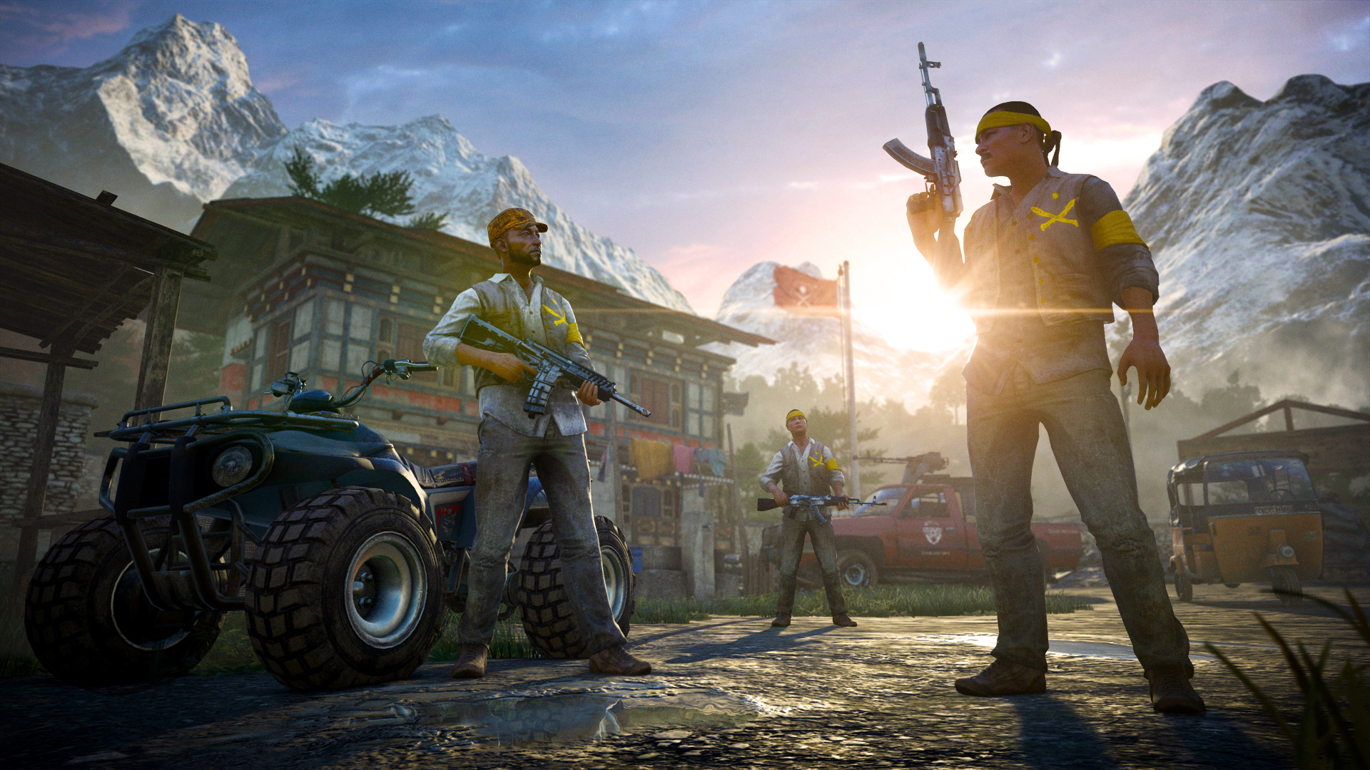 Far Cry 4 Suffered From It S Cross Generation Development According To Technical Lead At Ubisoft Montreal