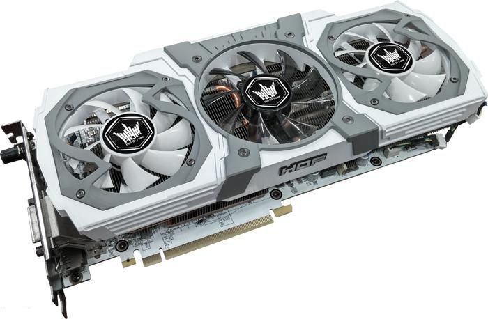 Galax Nvidia GTX 970/980 HOF