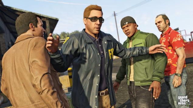 Grand Theft Auto V (Single Player) (3)