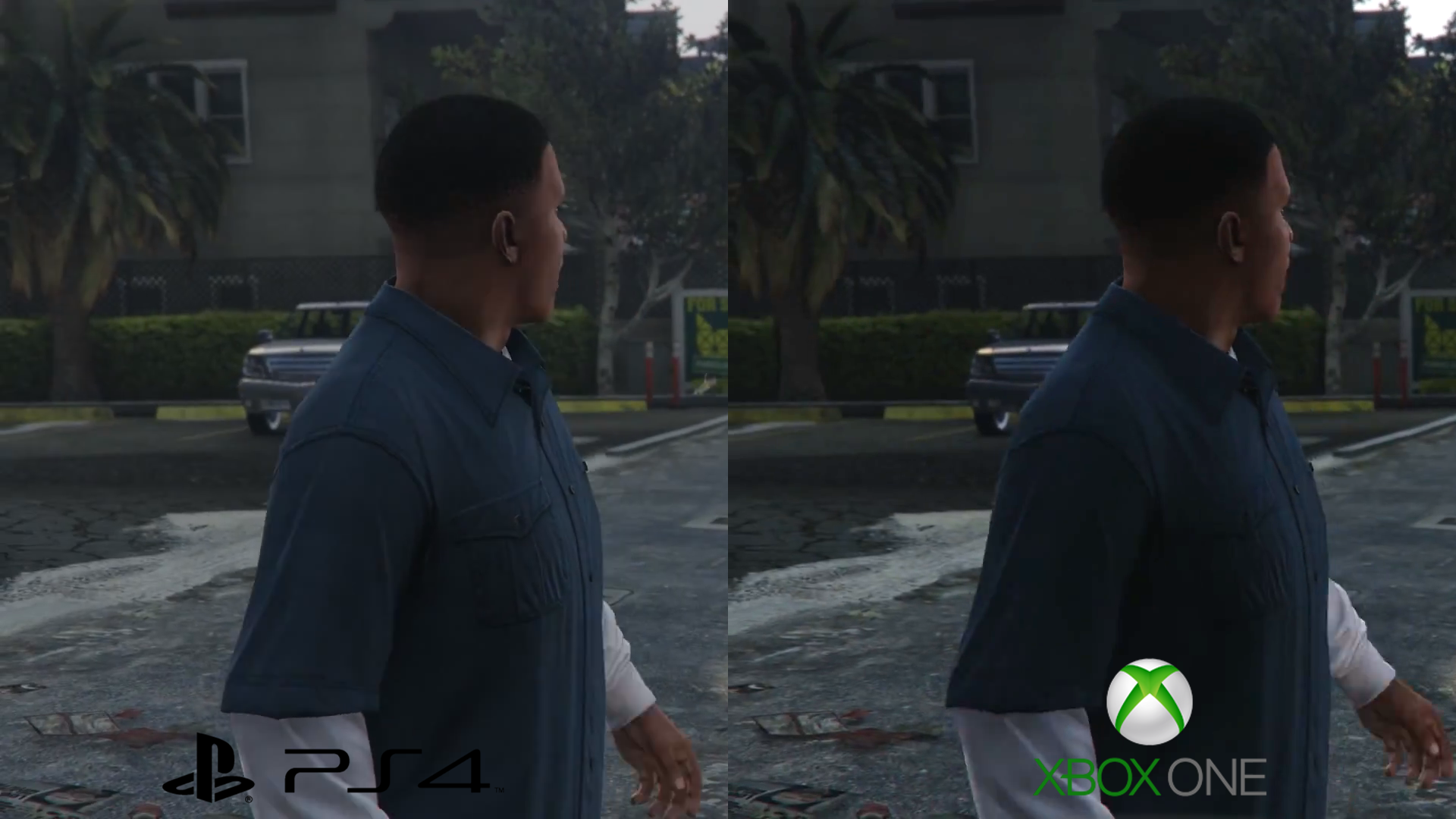 GTA V PS4 vs Xbox One 1080p Video and Screenshot ...