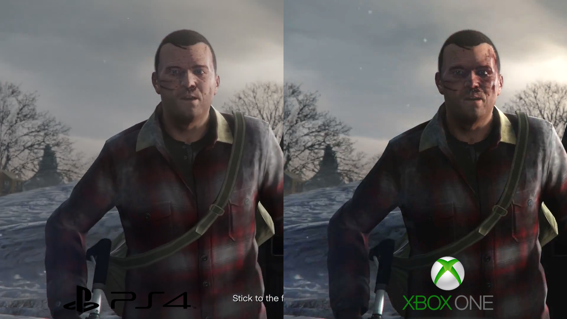 Gta V Ps4 Vs Xbox One 1080p Video And Screenshot Comparison Game Grand Theft Auto Image161 Image181 Image19 Image20 Image21 Image32