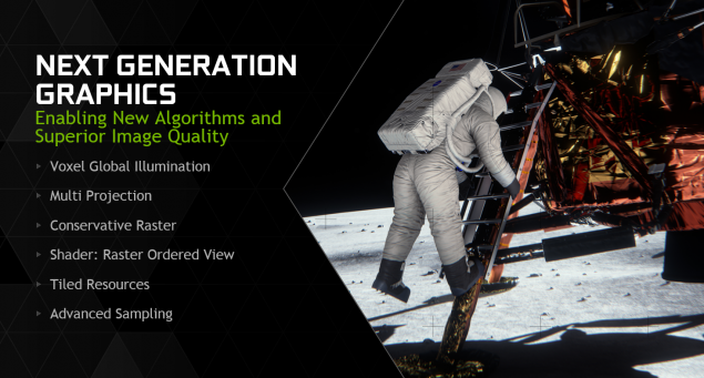 NVIDIA Maxwell Apollo 11 Demo VXGI