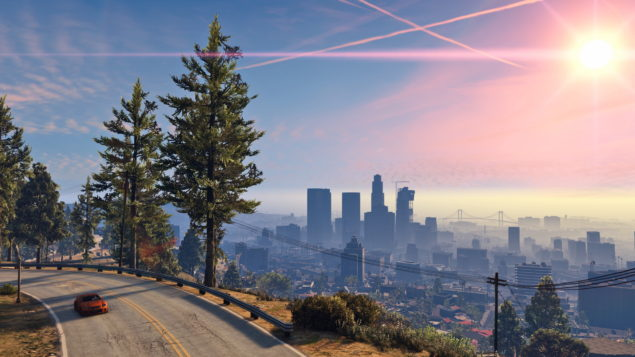 Next-Gen GTA V (New Screenshots) (14)