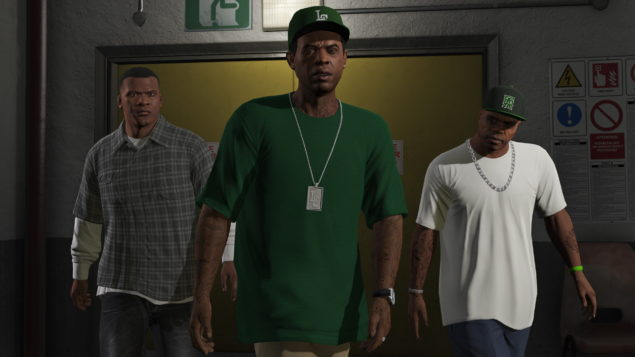 Next-Gen GTA V (New Screenshots) (9)