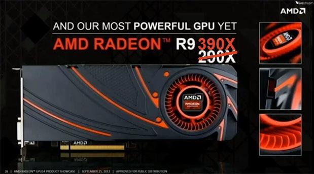 AMD R9 390X