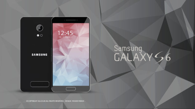 samsung galaxy s6 display