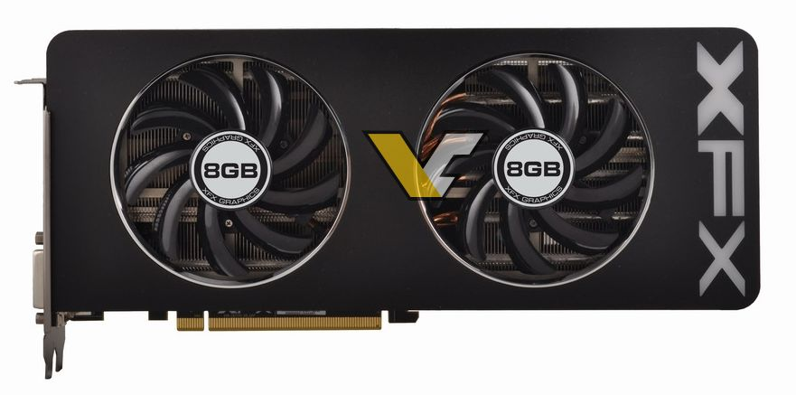 AMD R9 290X 8GB XFX DD