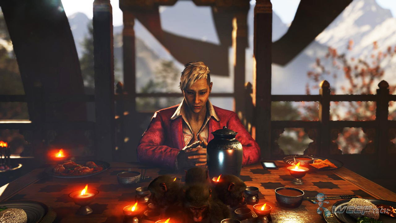 Xbox One Vs Ps4 Graphics Side By Side Far Cry 4 PS4 vs Xbox ...