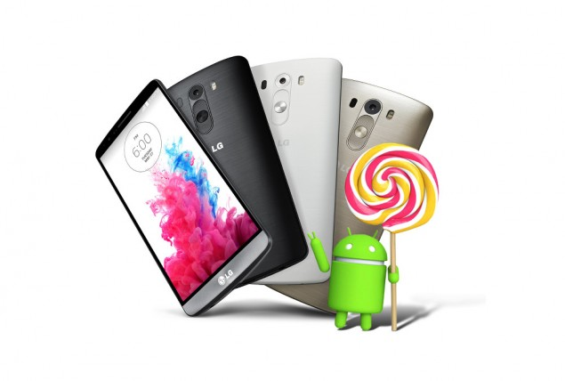 update Sprint LG G3 to Android 5.1.1