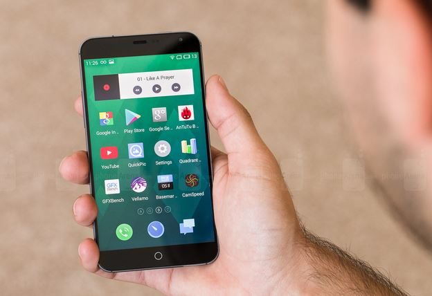 AnTuTu top 10 smartphones