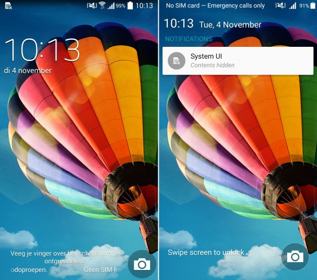 Galaxy S4 Android 5.0 vs Android 4.4.4
