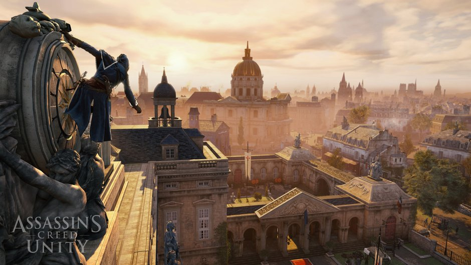 Assassin S Creed Unity Review Fun But Far From A Revolution