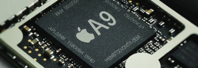14nm iPhone 7 A9 chip