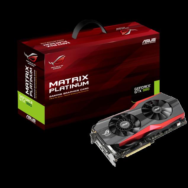 ASUS ROG Matrix GTX 980 Platinum_Box