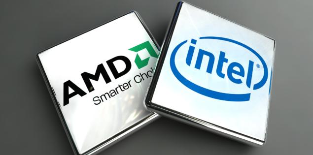 Intel AMD Processors