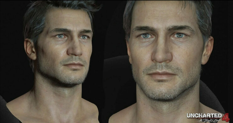 Uncharted 4 Dev Demonstrates Drake S Next Gen Character Model With