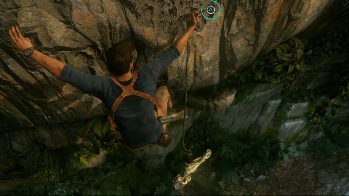 Brand New Real-Time Uncharted 4 PS4 Gameplay Footage ...