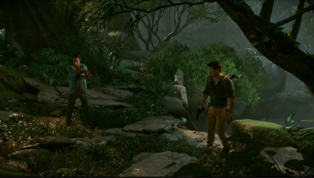 Uncharted 4 Gameplay Footage Screencaps (5)