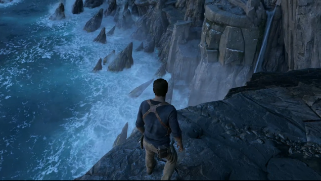 Uncharted 4 Gameplay Footage Screencaps (6)