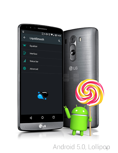 LG G3 custom roms
