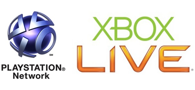 Xbox live and PSN