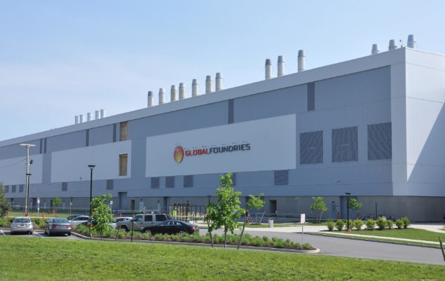 Global Foundries Fabrication Plant
