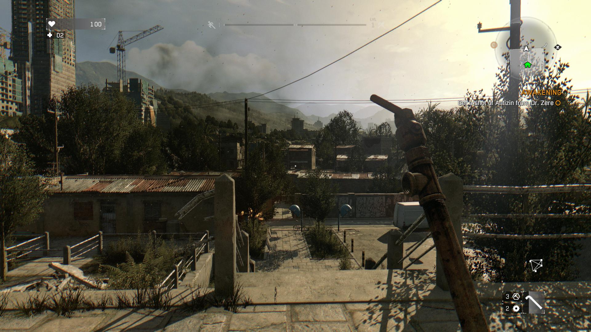Dying Light Face Off Pc Vs Ps4 Vs Xbox One Screenshot And