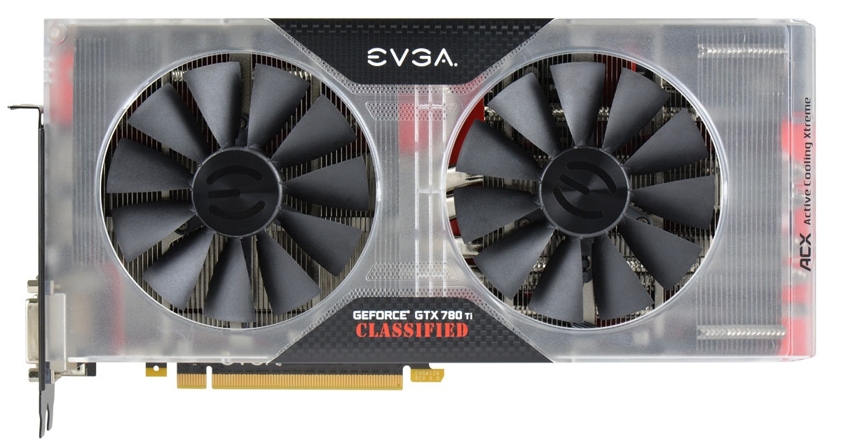 EVGA-GeForce-GTX-780-Ti-Classified-Kingpin Edition