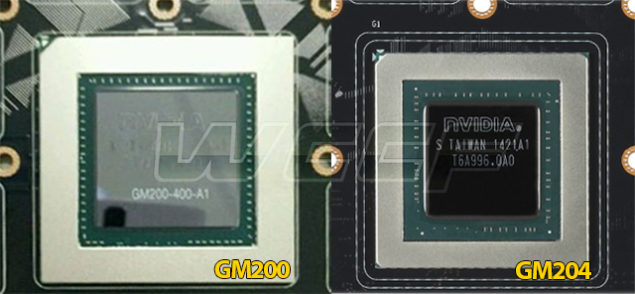 GM200 Die Analysis Water