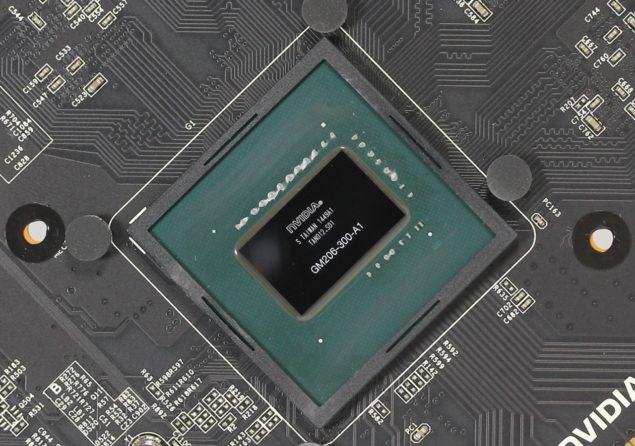 GM206 GPU