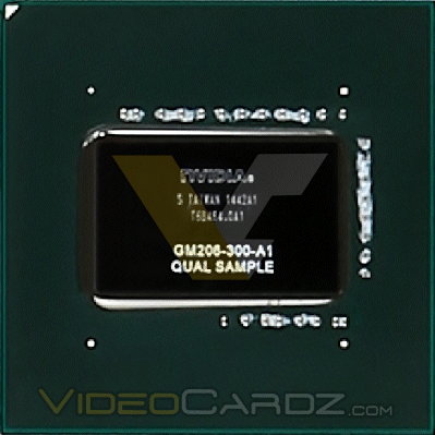 NVIDIA GM206 GPU GeForce GTX 960