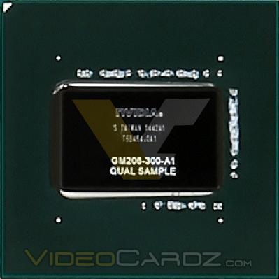 NVIDIA GM206 GPU GeForce GTX 960