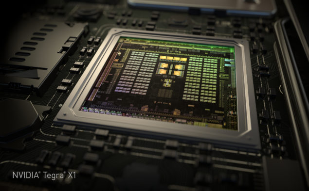 NVIDIA Tegra X1 Render