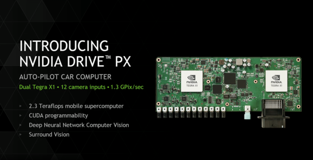 Nvidia Drive PX