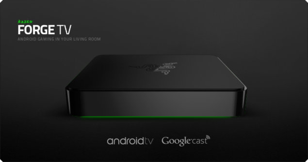 Razer Forge TV Official