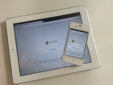 chrome-for-iphone