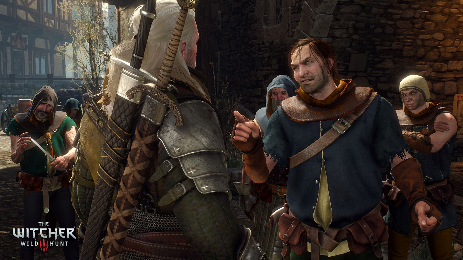 The Witcher 3 S Latest Build Runs At 1080p On Ps4 900p On Xbox
