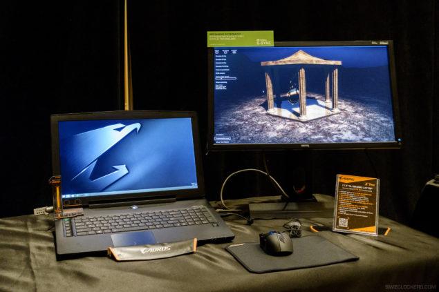 g-sync mobility nvidia laptops