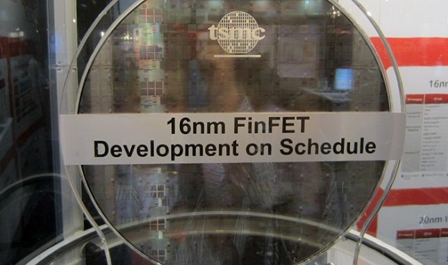 TSMC 16nm FinFET