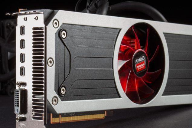 AMD Fiji GPU Radeon 300 Series