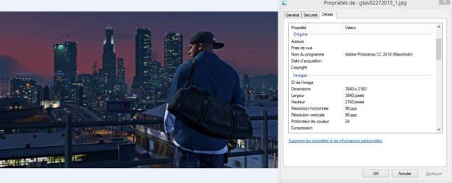 Fake Screenshot GTA V