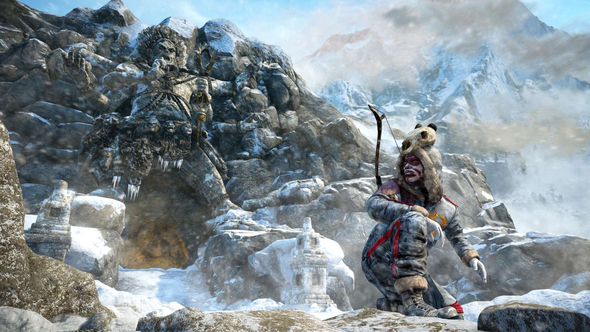 Far Cry 4 Valley Of The Yetis Dlc Available Today