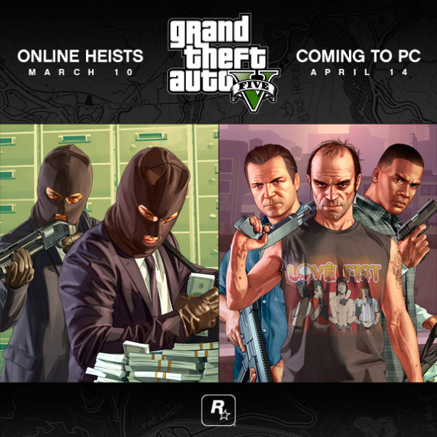 GTA main Cover