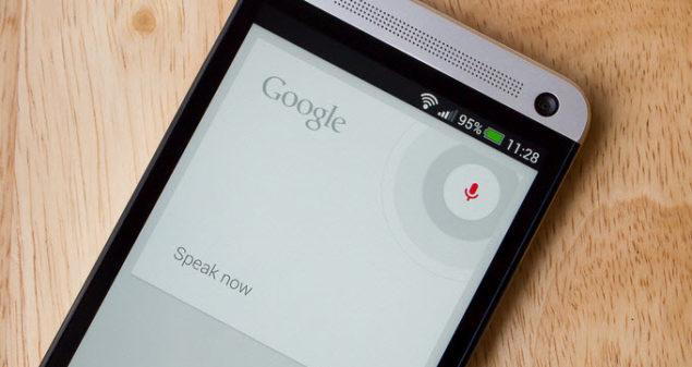 Google Now Command